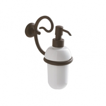 Dispenser sapone liquido con dosatore in ceramica